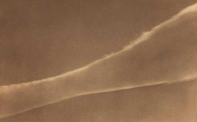 Edward Weston (American, 1886-1958) 'Cloud, Mexico' 1926