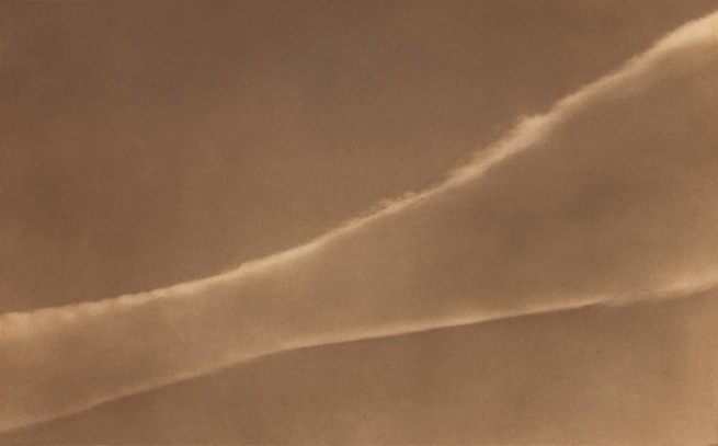 Edward Weston (American, 1886-1958) 'Cloud, Mexico' 1926