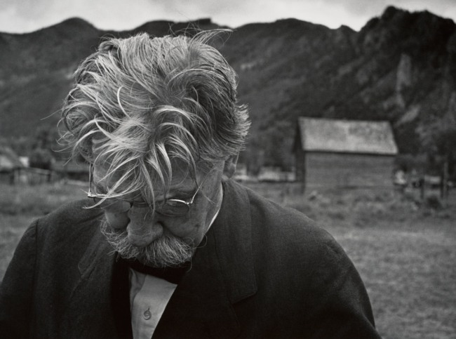 W. Eugene Smith. 'Albert Schweitzer, Aspen, Colorado' 1949