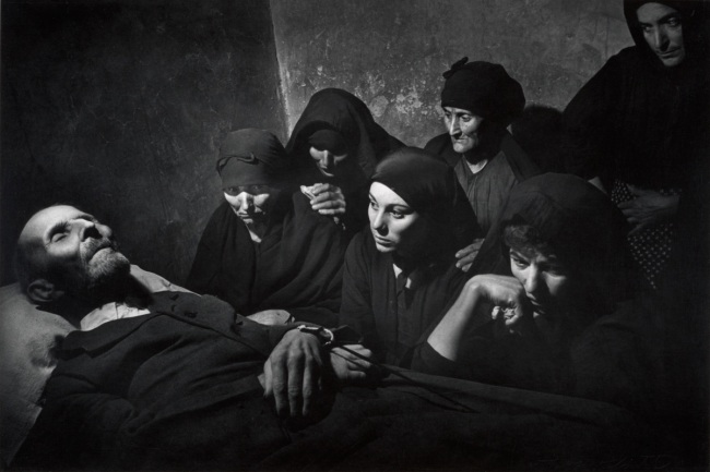 W. Eugene Smith. 'The Wake' 1950