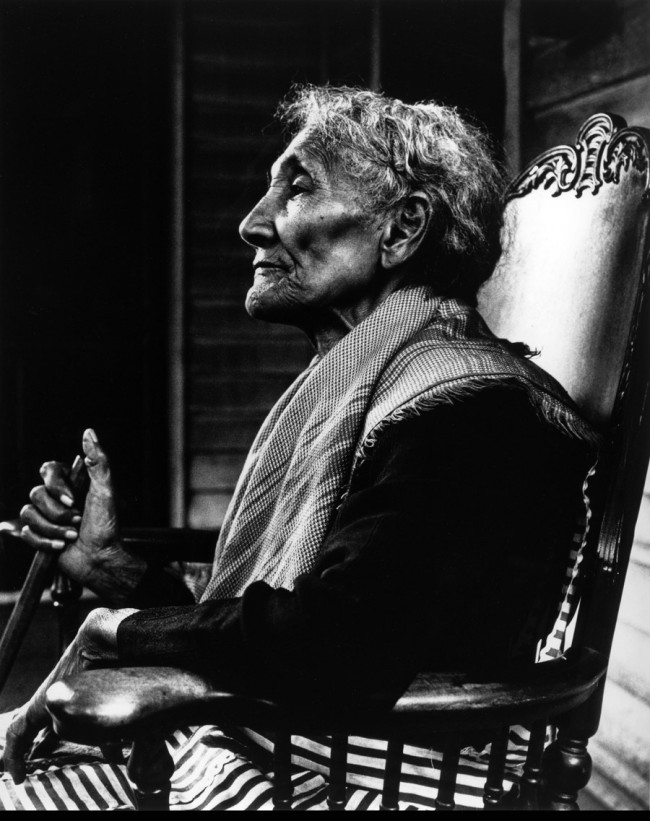 Gordon Parks. 'Mrs. Jefferson, Fort Scott' 1949