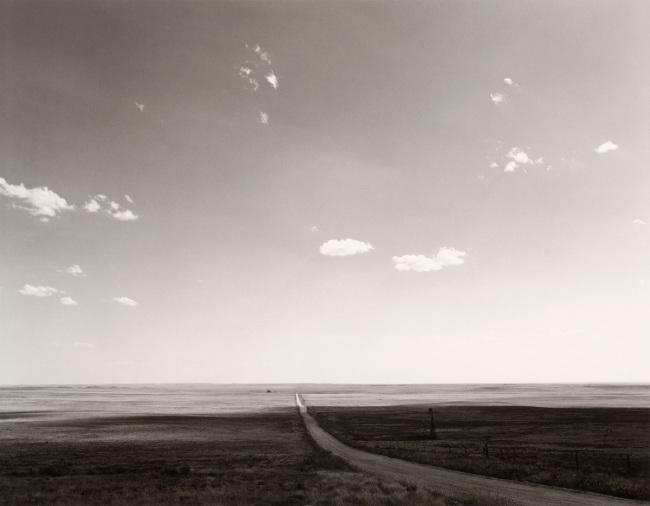 Robert Adams. 'North of Keota, Colorado' 1973