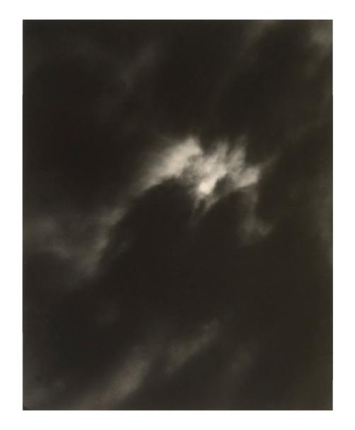 Alfred Stieglitz (American, 1864-1946) 'Equivalent' 1926