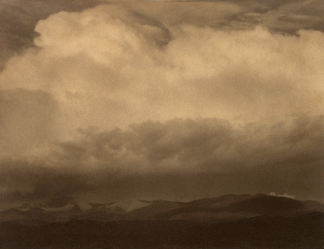 Paul Strand (American, 1890-1976) 'Sangre de Cristo, New Mexico' 1930