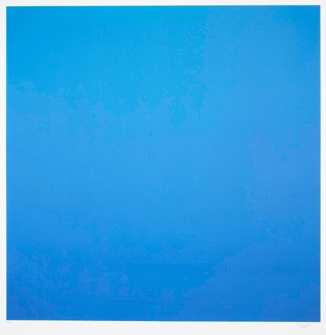 Robert Weingarten (American, born 1941) '6:30 A.M. 10/06/03, #98, Malibu, CA' 2003