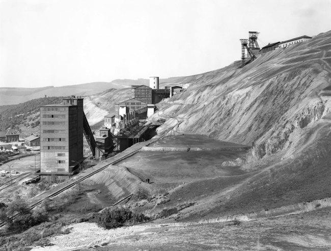 Bernd and Hilla Becher. 'Grube San Fernando, Herdorf, D' 1961