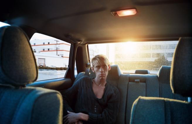 Philip-Lorca diCorcia (American, born 1953). 'Todd M. Brooks, 22 Years Old, from Denver, Colorado, $40' 1991