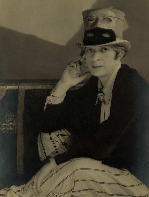 Berenice Abbott (1898-1991) 'Janet Flanner' (1892-1978) 1927