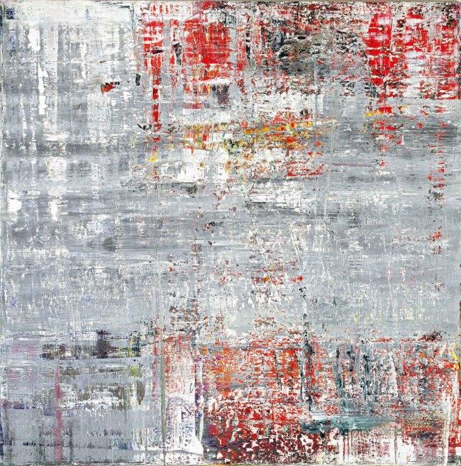 Gerhard Richter. 'Cage 4' 2006