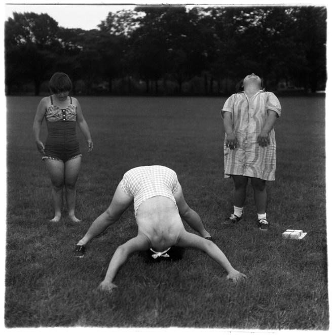 Diane Arbus. 'Untitled (6)' 1970–71'