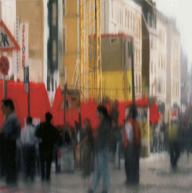Gerhard Richter. 'Demo' 1997