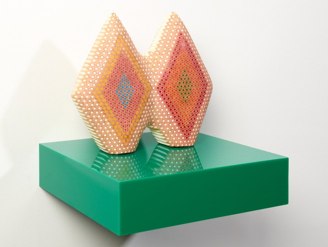 Lionel Bawden. 'Double Vision' 2011