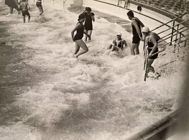 Felix H Man. 'Luna Park' 1929