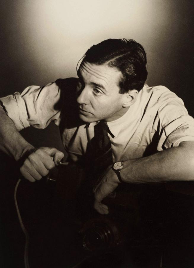 Max Dupain (Australia 1911-1992) 'Untitled (self portrait)' 1930s