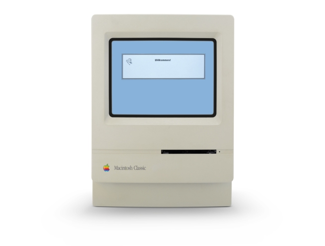 Apple. 'Macintosh Classic' 1990