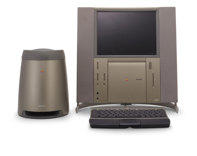 Apple. '20th Anniversary Macintosh' 1997