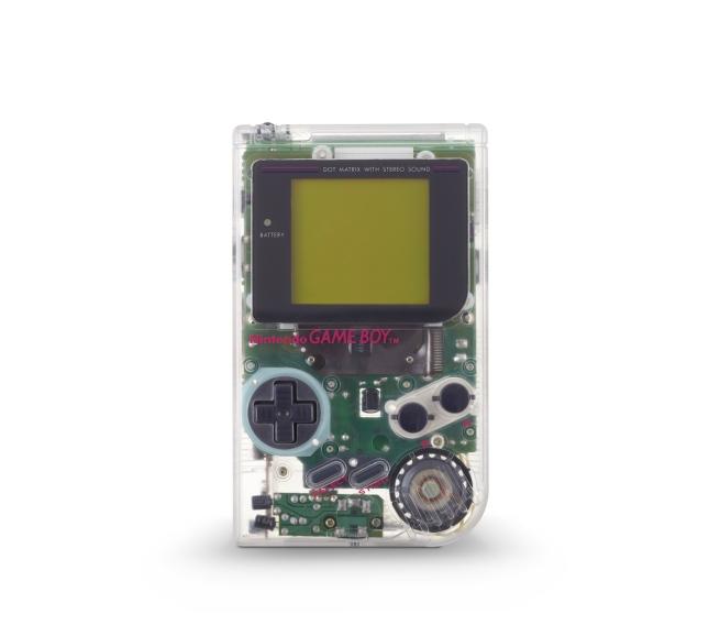 Nintendo. 'Portable game console Gameboy' 1995