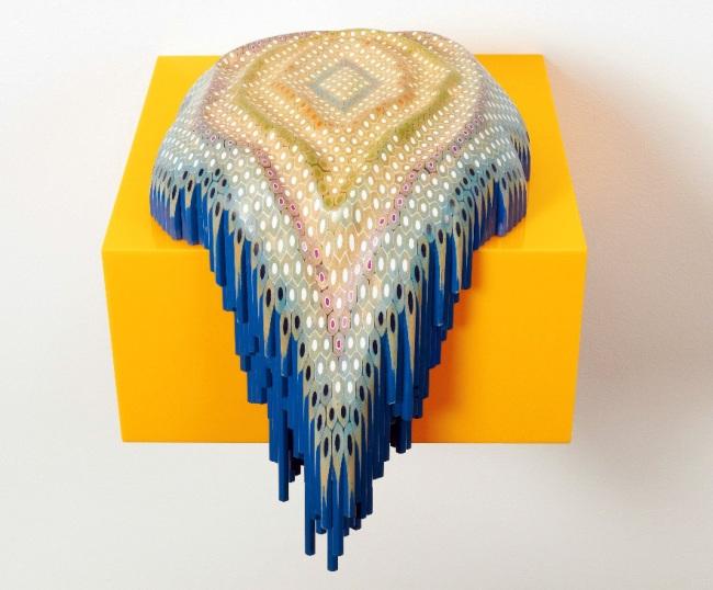 Lionel Bawden. 'Pattern Spill' 2011