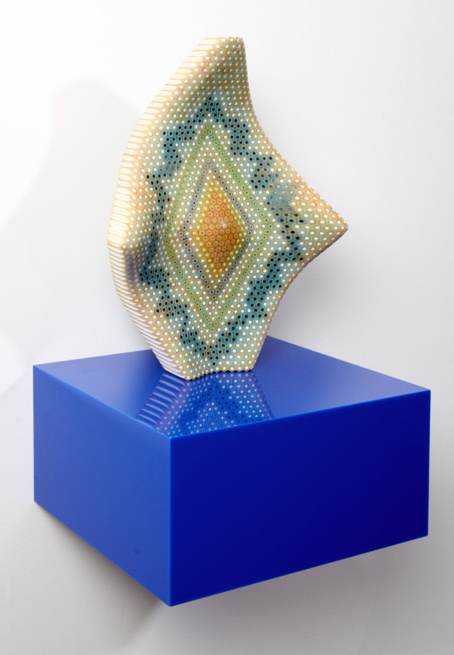 Lionel Bawden. 'Secretion III' 2011