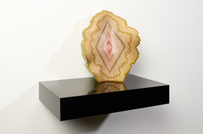 Lionel Bawden. 'Secretion' 2011