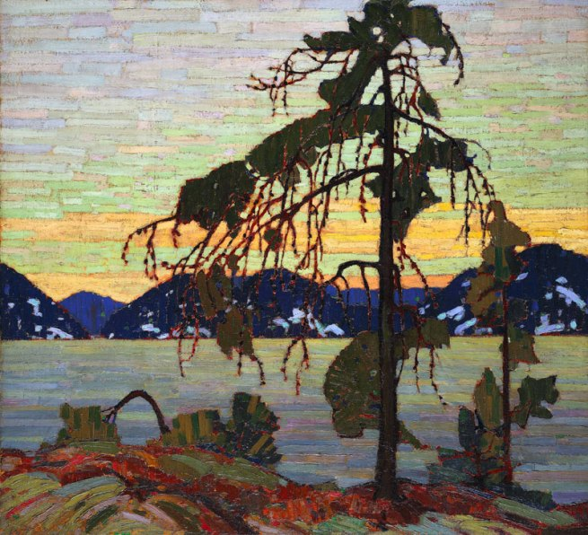 Tom Thomson. 'The Jack Pine' 1916-1917