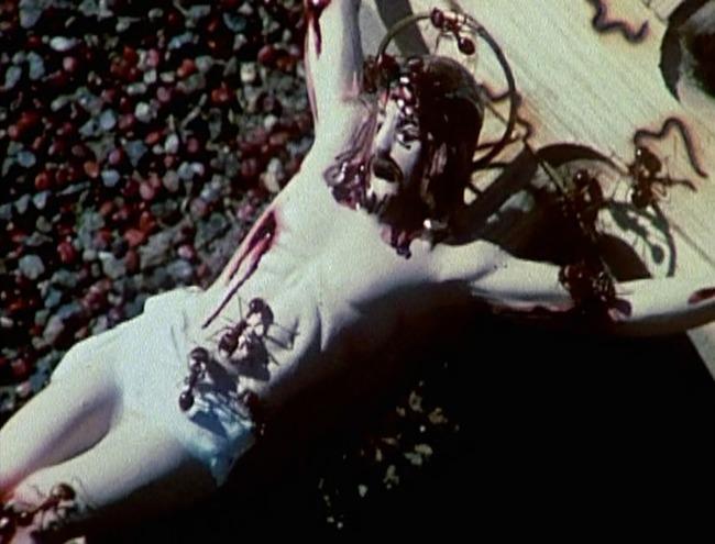 David Wojnarowicz. 'A Fire In My Belly' (Film In Progress) (film still), 1986-87