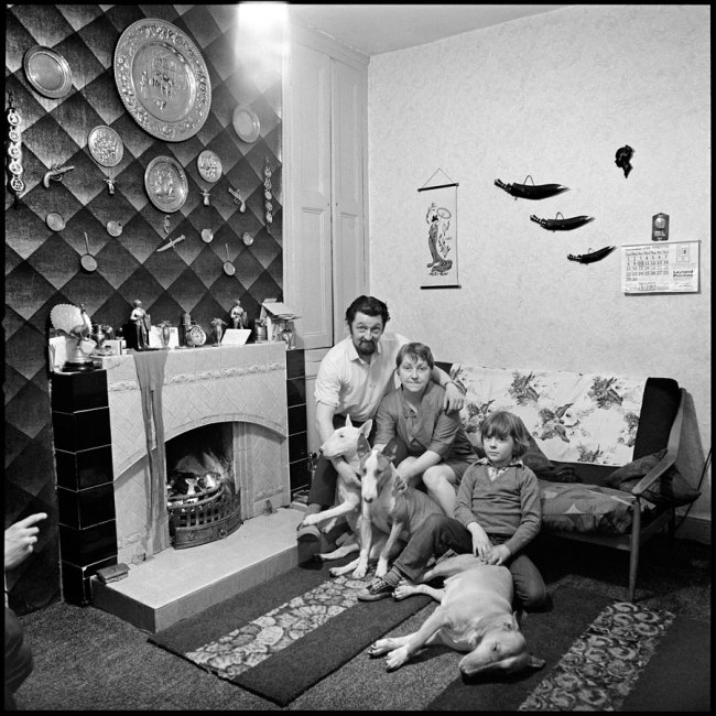 Daniel Meadows and Martin Parr. 'Untitled' from 'June Street, Salford', February-April 1973