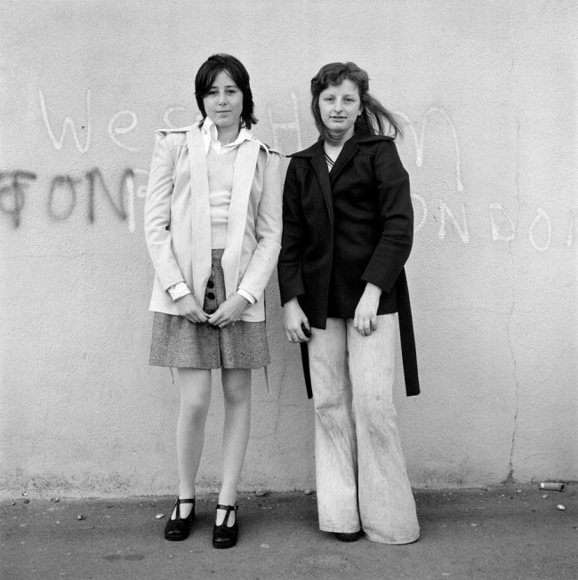 Daniel Meadows. 'Brighton, Sussex. May 1974' from 'the Free Photographic Omnibus', 1973-1974