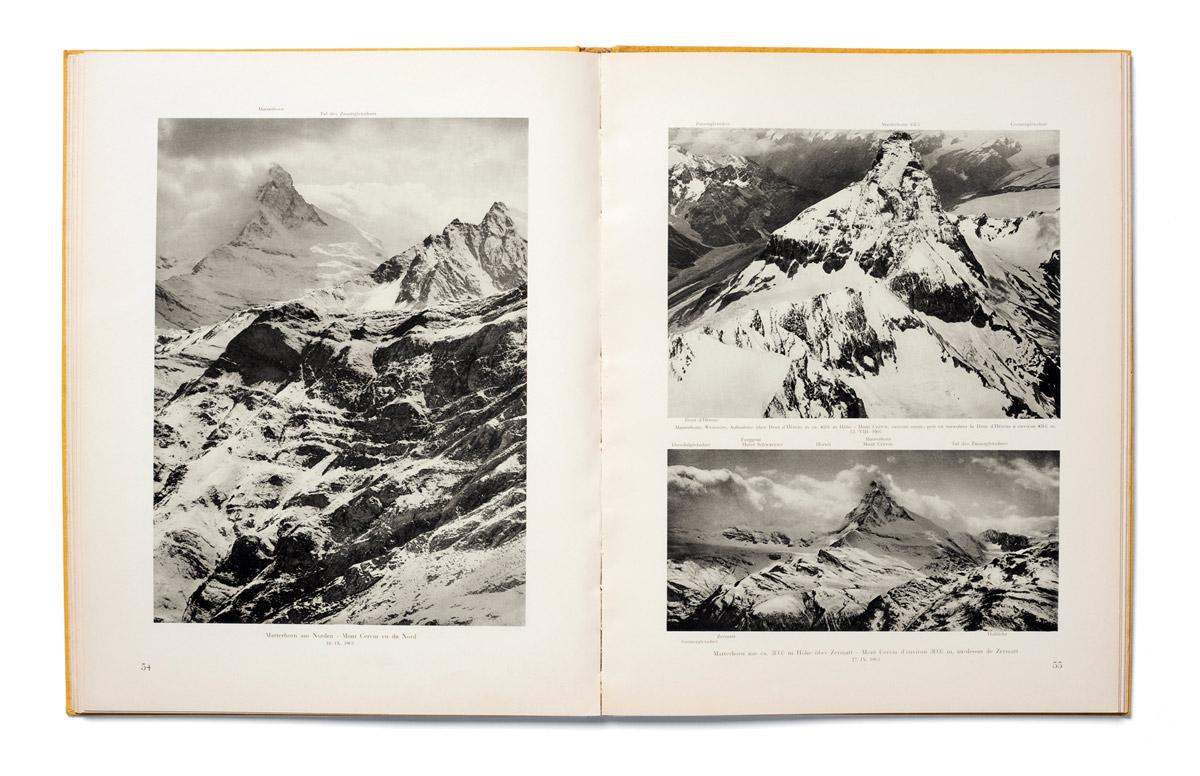 Eduard Spelterini. 'Über den Wolken' Brunner & Co. A.G., Zurich 1928
