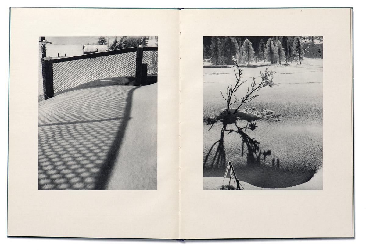 Albert Steiner. 'Schnee, Winter, Sonne' Rotapfel-Verlag, Zurich-Erlenbach/Leipzig 1930