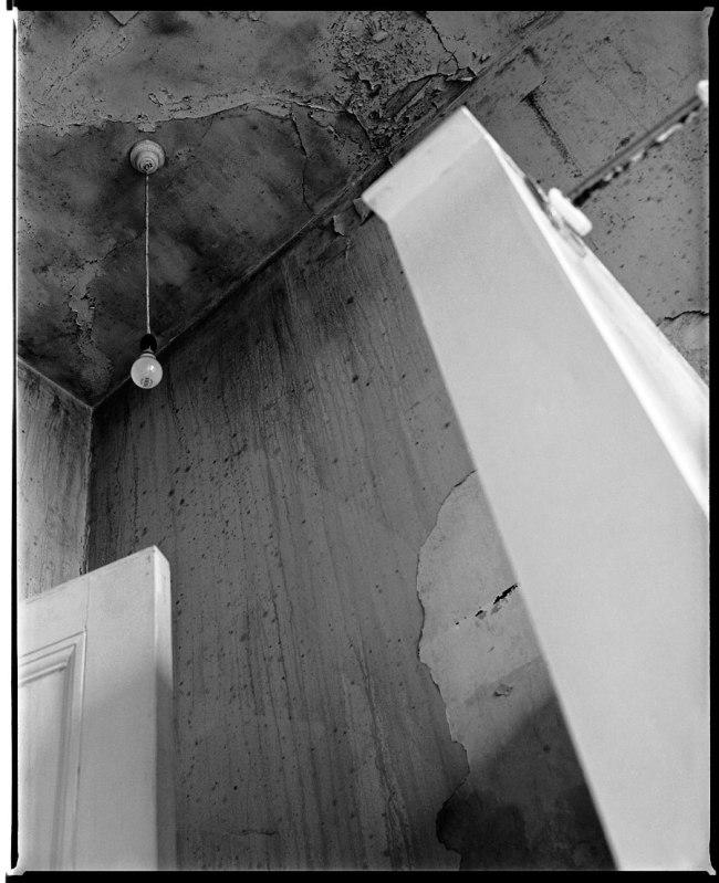 Marcus Bunyan. 'Shower room, Punt Road, South Yarra' 1991