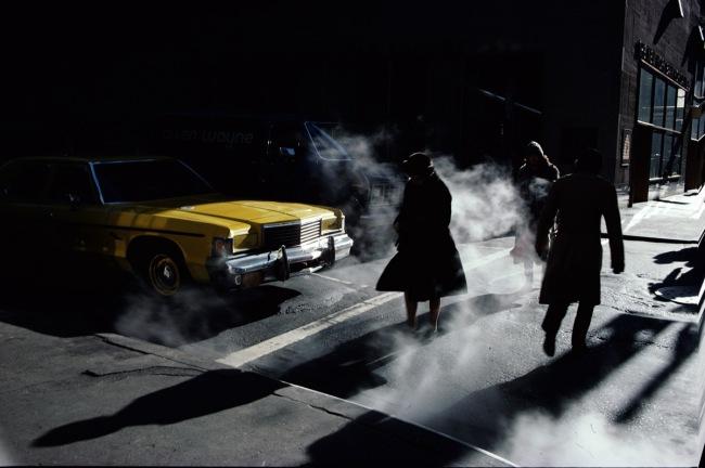 Ernst Haas (1921 - 1986) 'New York' 1980