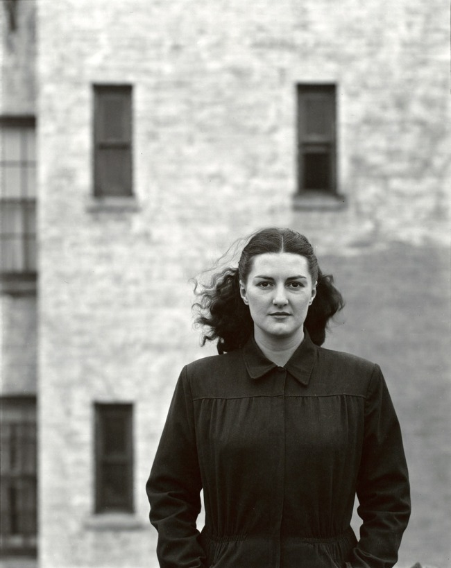 Harry Callahan. 'Eleanor, New York' 1945