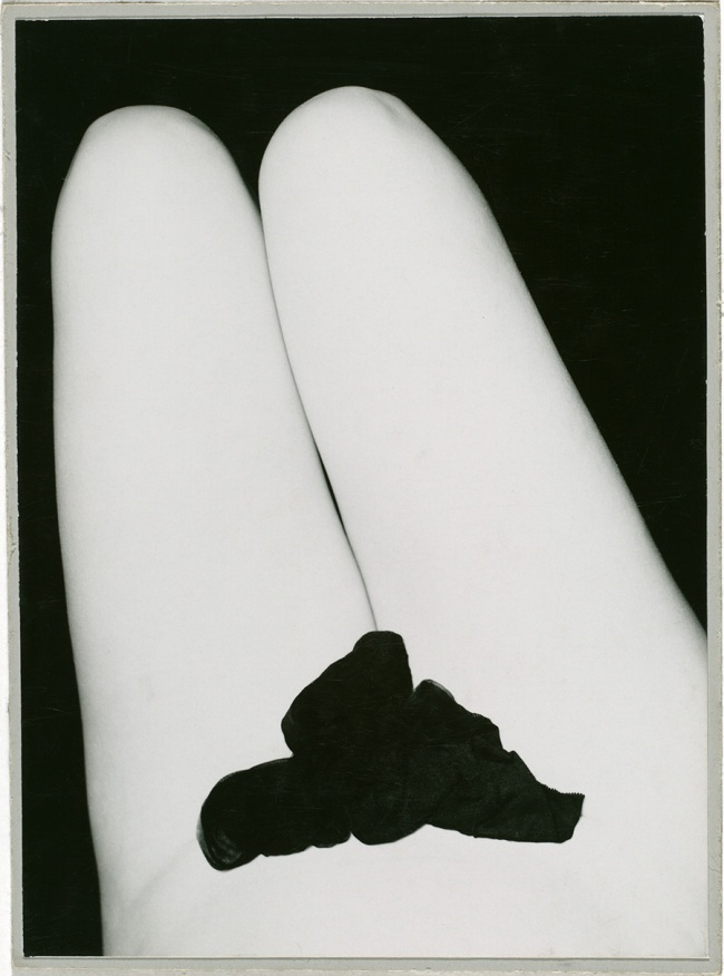 Harry Callahan. 'Eleanor, Chicago' c. 1947