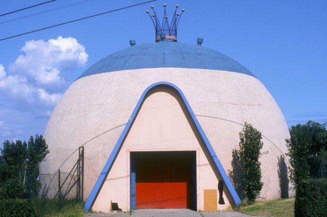 Daniel Meadows(British, b. 1952) 'The Dome of Fun and Fortune' 1972