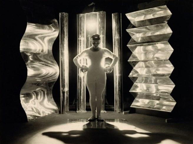 T. Lux Feininger (American, born Germany 1910-2011) 'Metalltanz' 1929