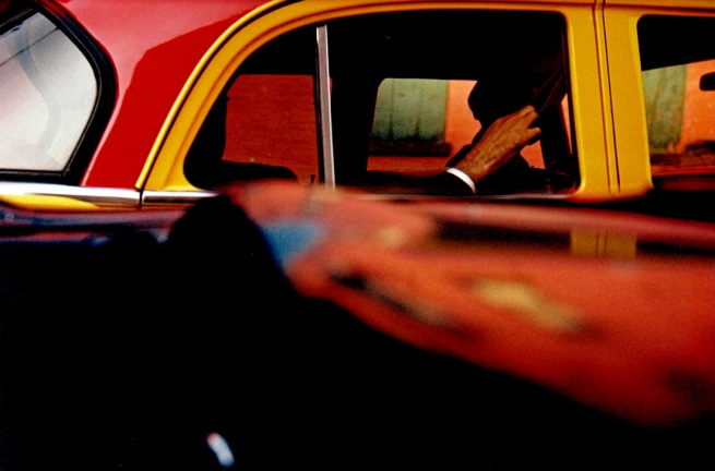 Saul Leiter (American, 1923-2013) 'Taxi' 1957
