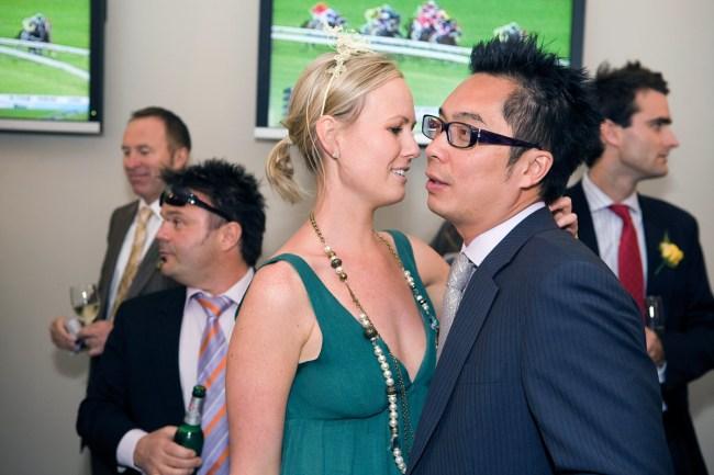 Martin Parr. 'Australia, The Melbourne Cup 2008'