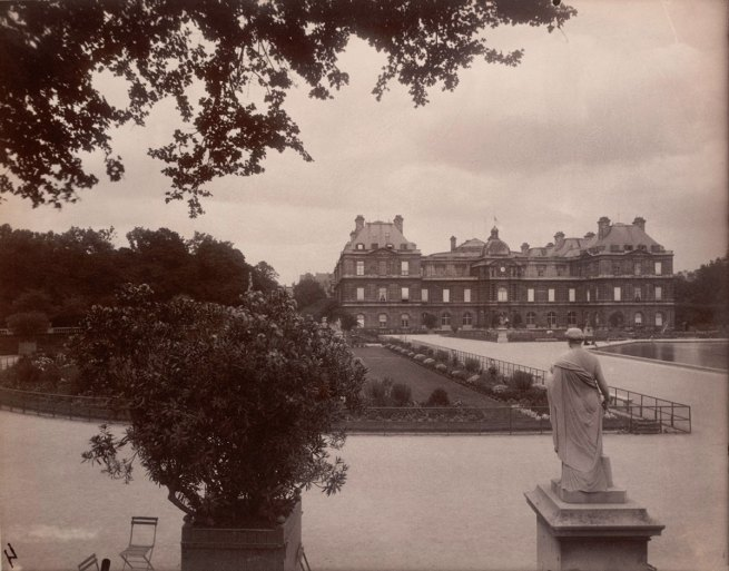 Eugène Atget. 'Luxembourg' 1923-25