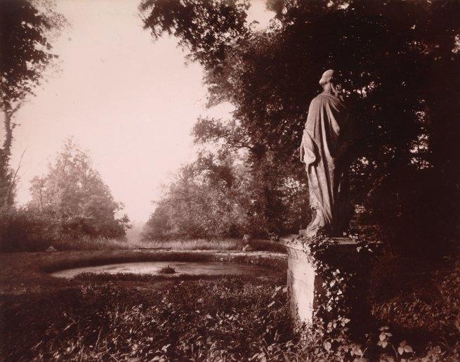 Eugène Atget. 'Parc de Sceaux' June 1925