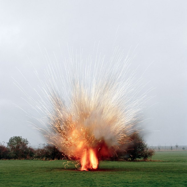Sarah Pickering. 'Land mine' 2005