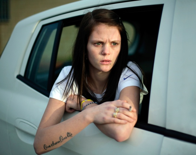 Laura Pannack. 'Shay' 2010
