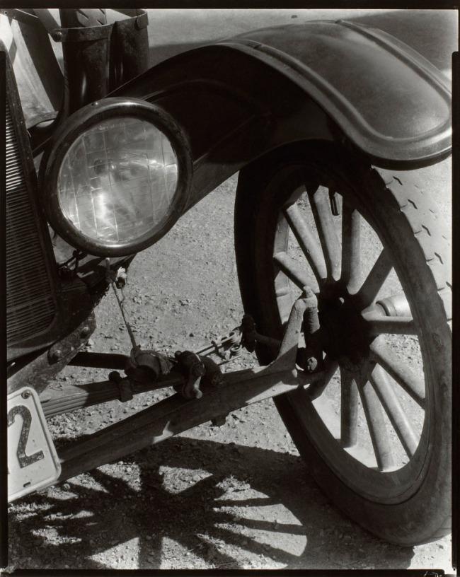Ralph Steiner. 'Model T' 1929