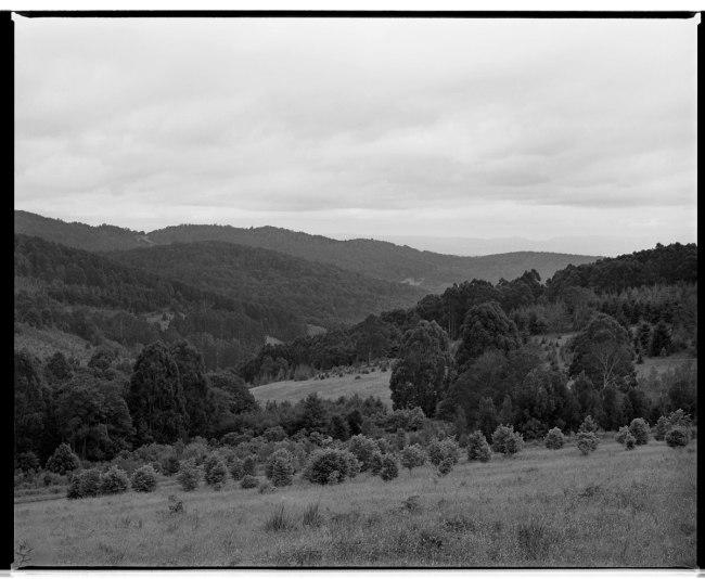 Marcus Bunyan. 'Unknown landscape' 1991-2
