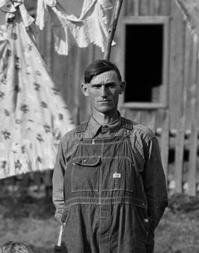 Berenice Abbott. 'Miner, Greenview, West Virginia' 1935