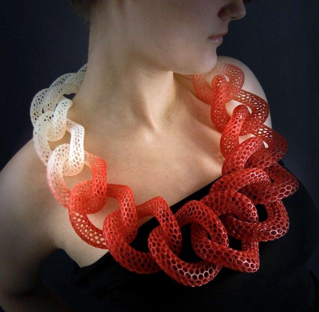 Doug Bucci. 'Trans-Hematopoietic neckpiece' 2010