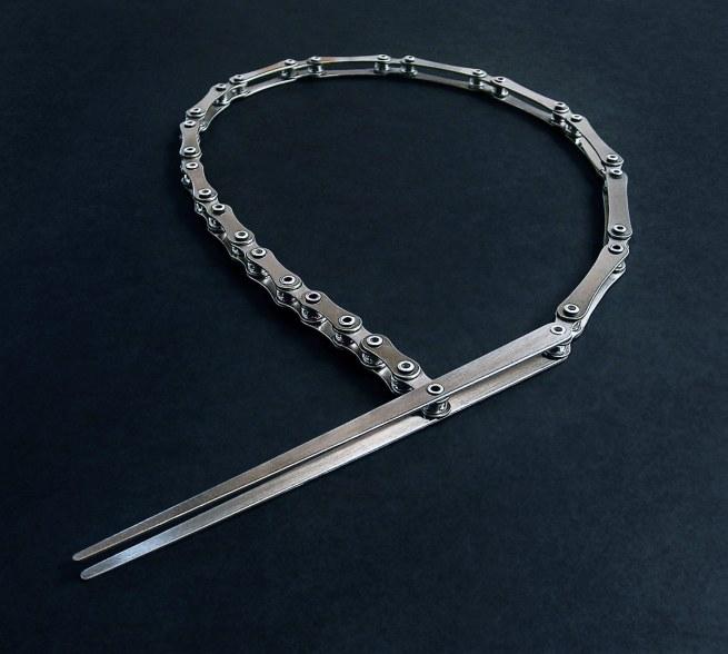 Blanche Tilden. 'Speed, neckpiece' 2000