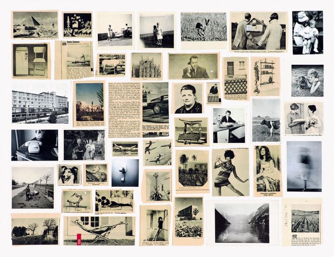 Gerhard Richter (German, b. 1932) 'Atlas. Plate 5. Album Photos' 1962-68