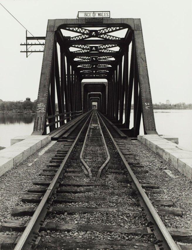 Ralph Greenhill. 'Prince of Wales Bridge, Ottawa, Ontario' 1977