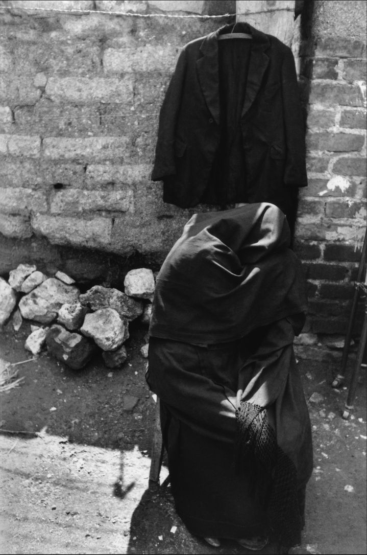 Henri Cartier-Bresson. 'Mexico' 1934